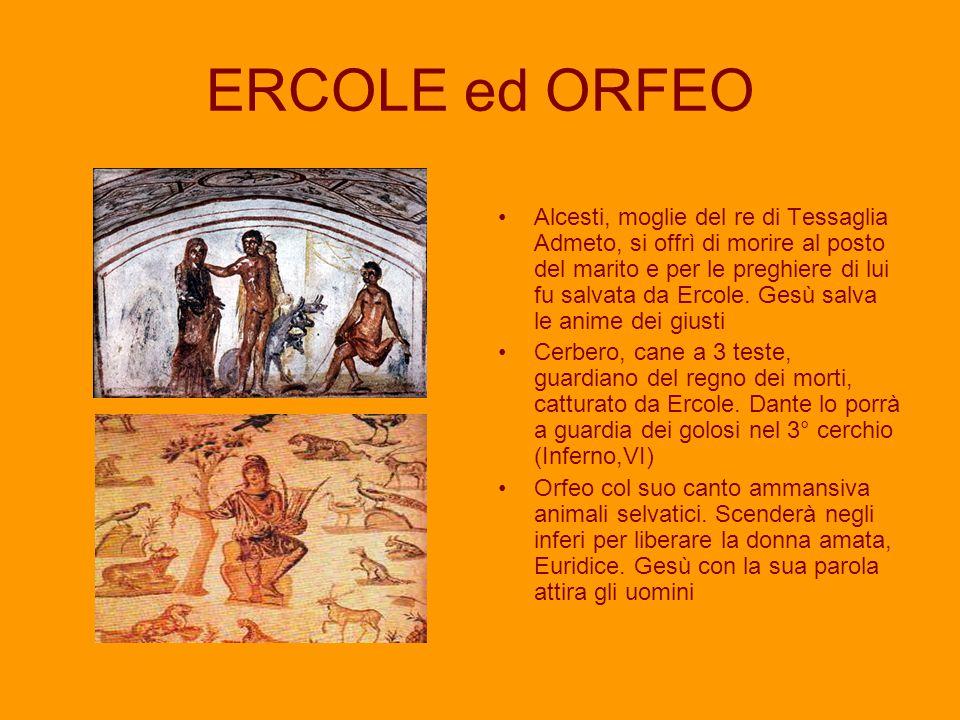 ERCOLE ed ORFEO