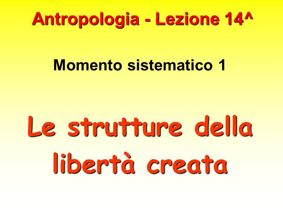 Antropologia - Lezione 14^