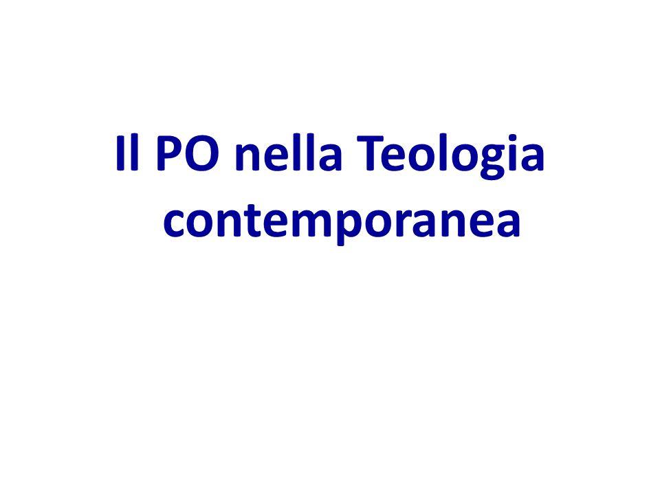 Il PO nella Teologia contemporanea