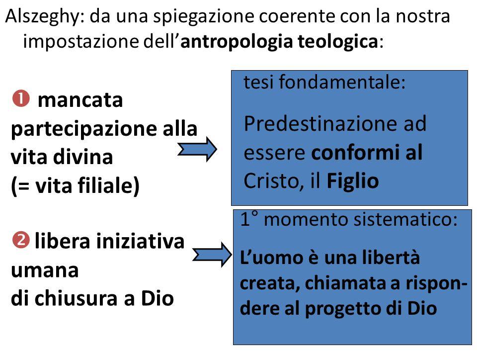 Predestinazione ad essere conformi al Cristo, il Figlio