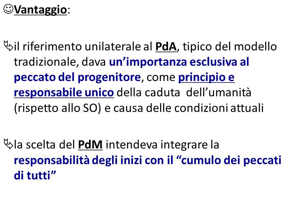 Vantaggio: