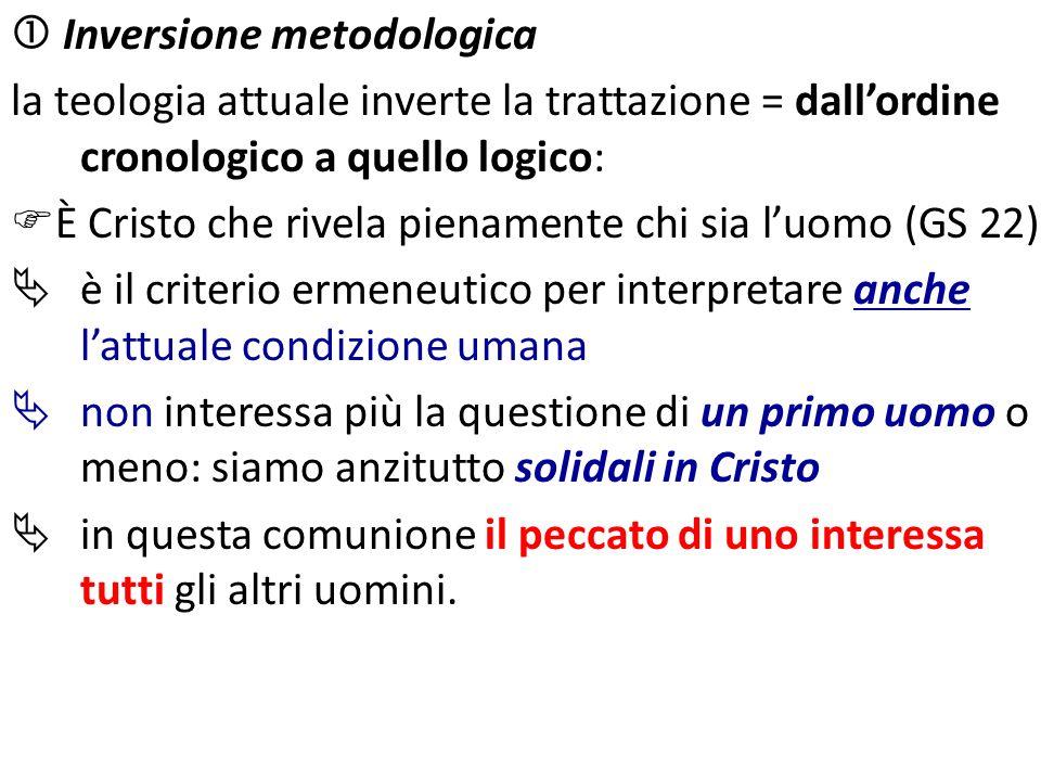  Inversione metodologica
