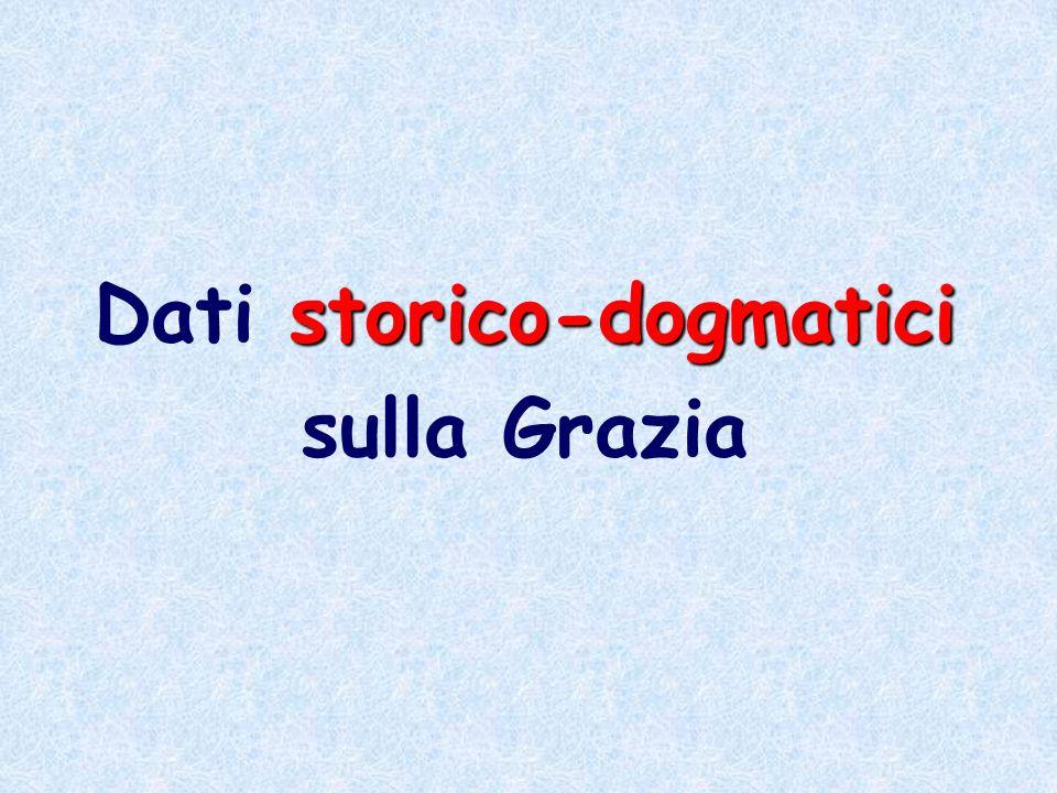 Dati storico-dogmatici
