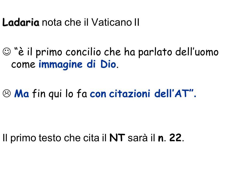 Ladaria nota che il Vaticano II