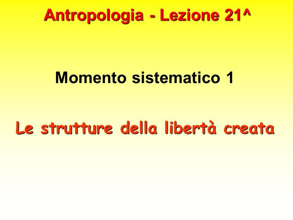 Antropologia - Lezione 21^