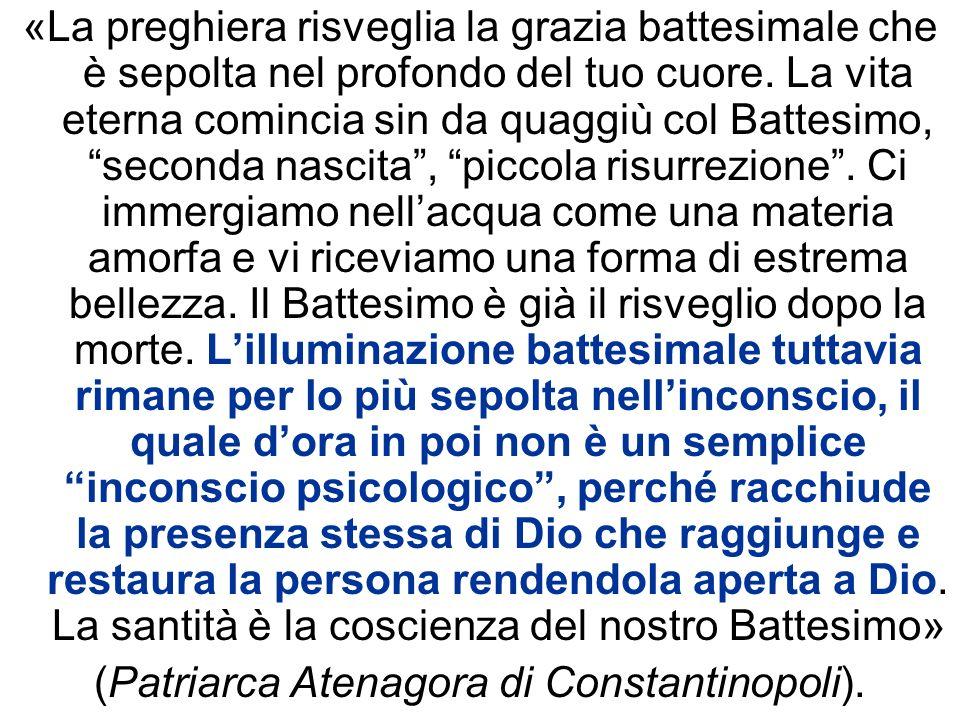 (Patriarca Atenagora di Constantinopoli).