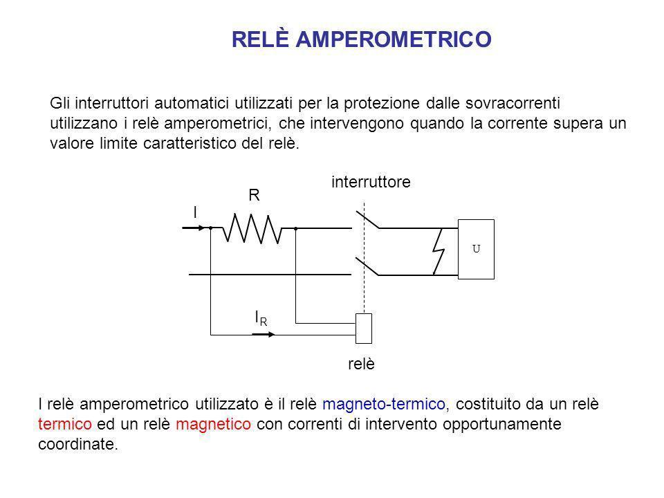 RELÈ AMPEROMETRICO