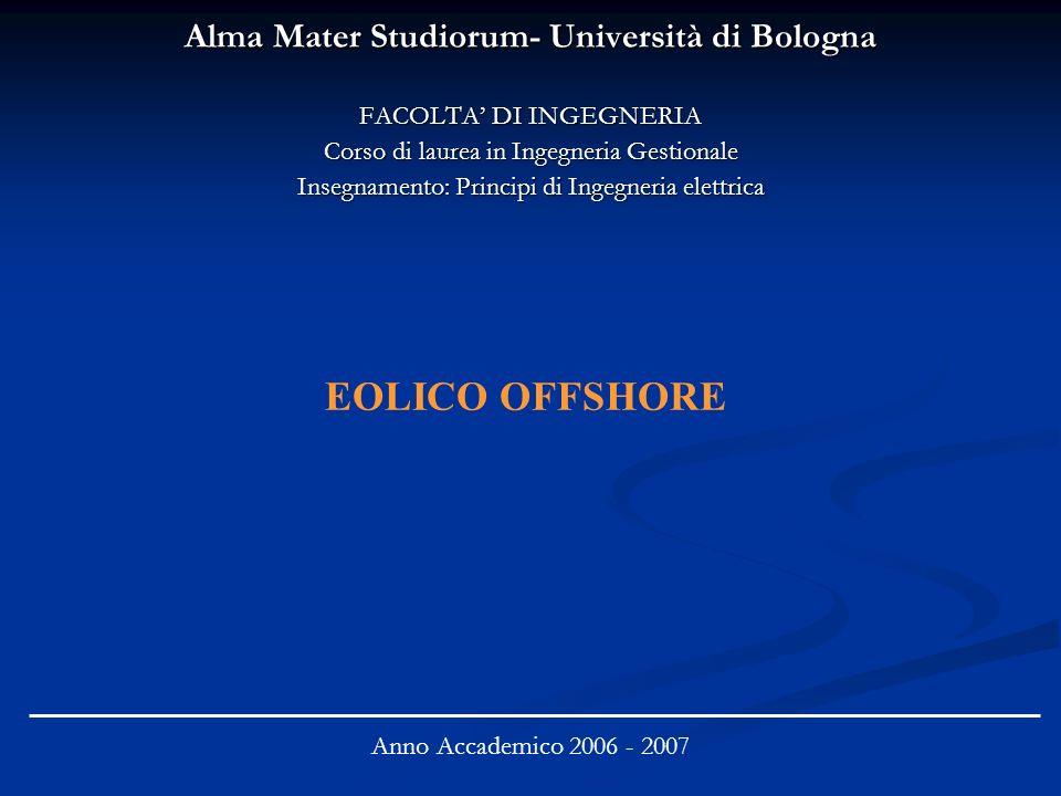 Alma Mater Studiorum- Università di Bologna