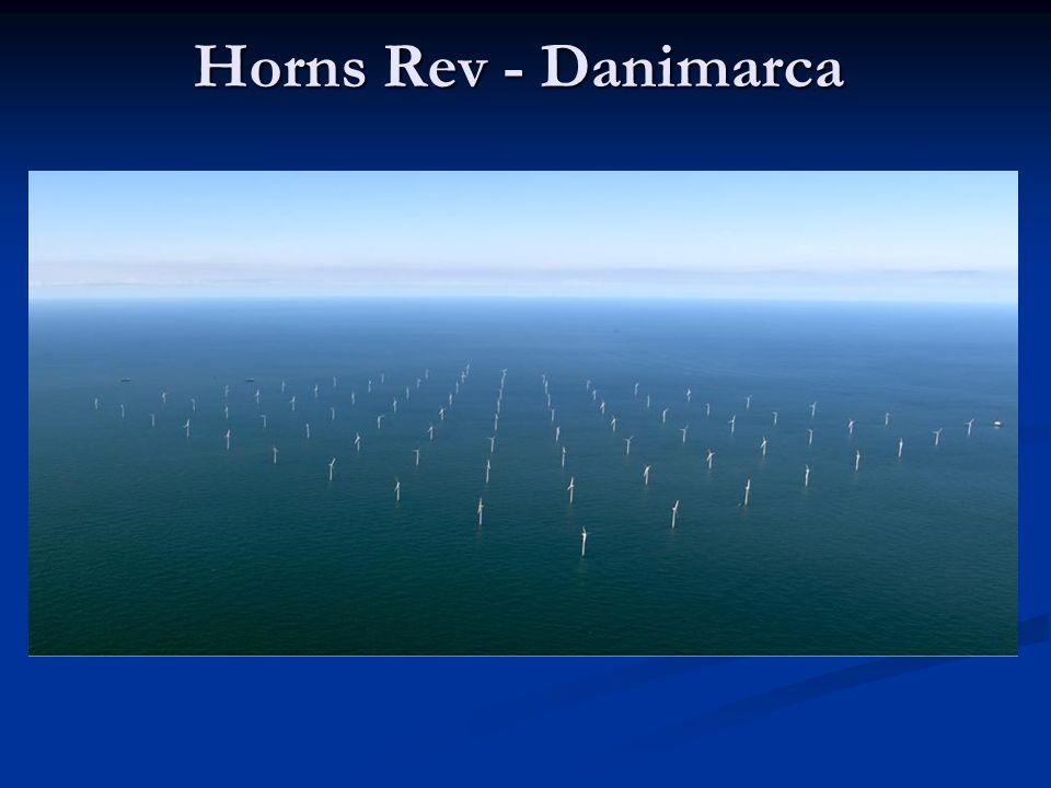 Horns Rev - Danimarca