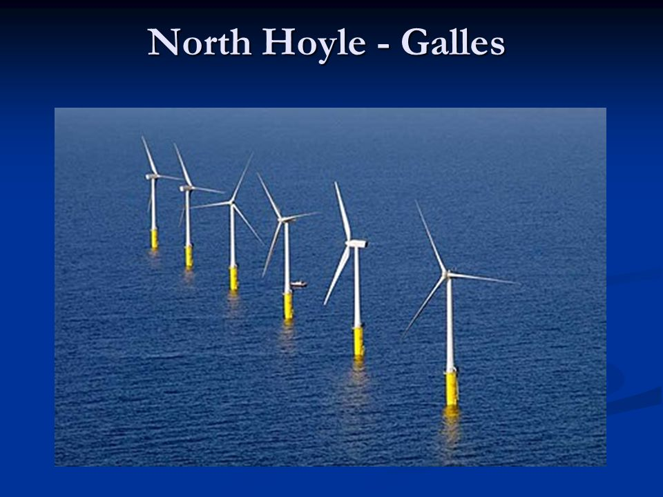 North Hoyle - Galles
