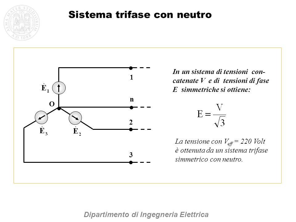 Sistema trifase con neutro