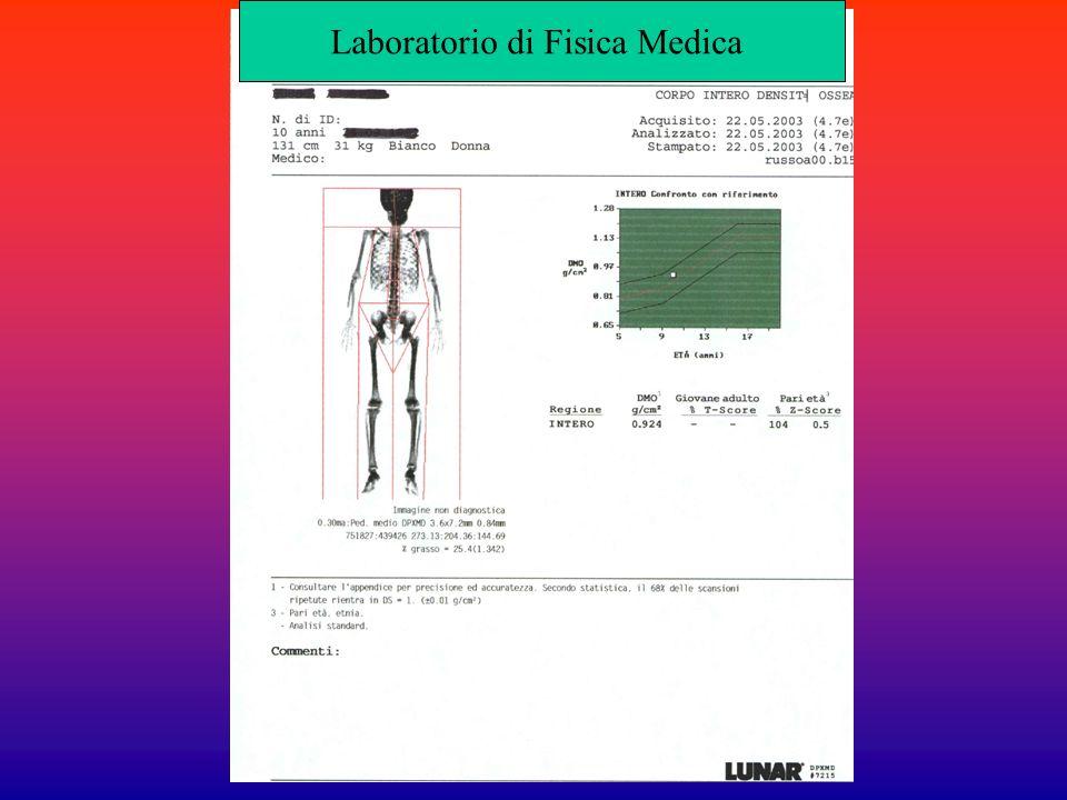 Laboratorio di Fisica Medica