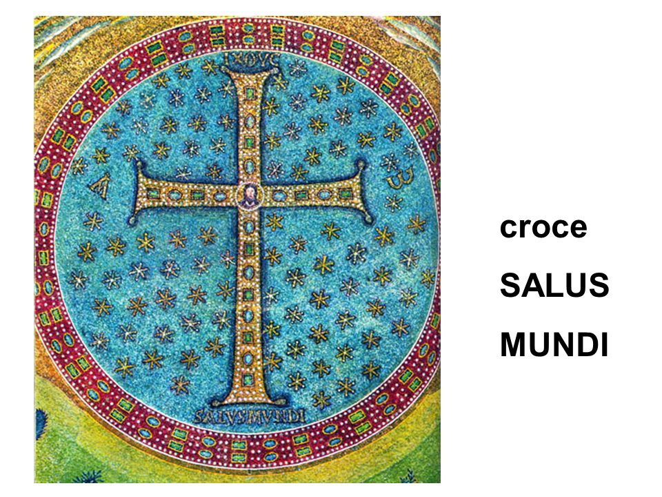 croce SALUS MUNDI