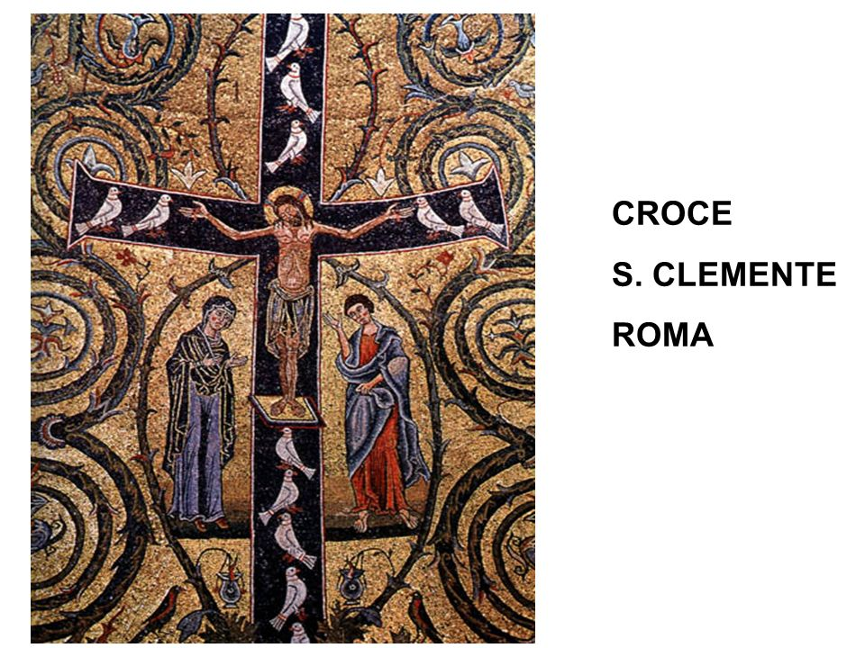 CROCE S. CLEMENTE ROMA