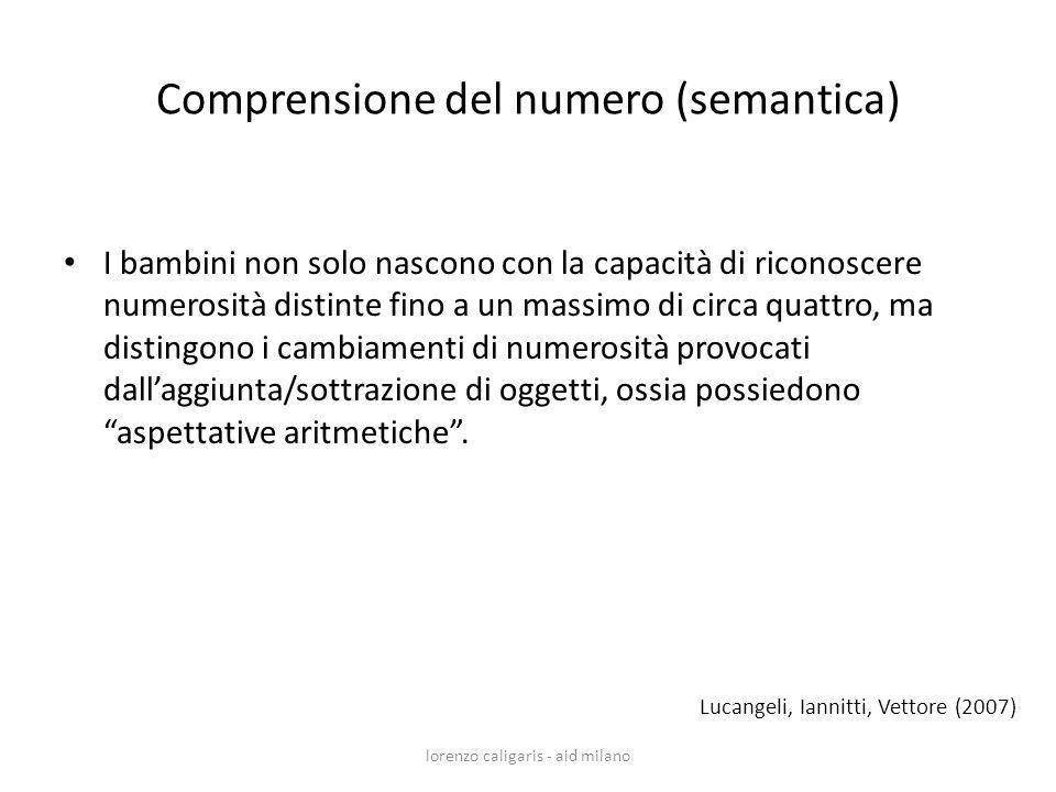 Comprensione del numero (semantica)