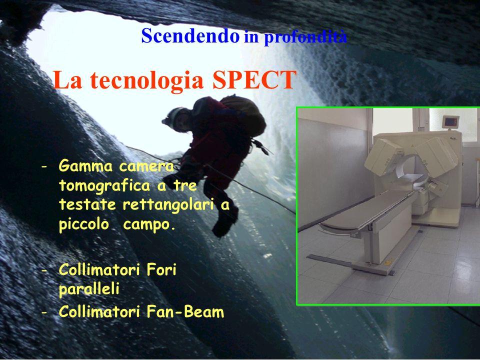 La tecnologia SPECT Scendendo in profondità