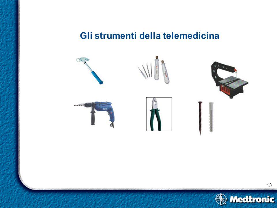 Gli strumenti della telemedicina