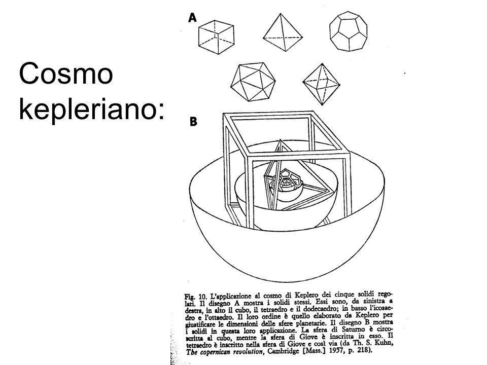 Cosmo kepleriano: