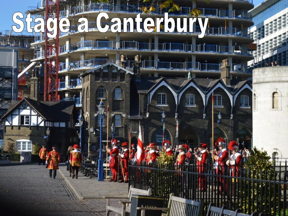 Stage a Canterbury