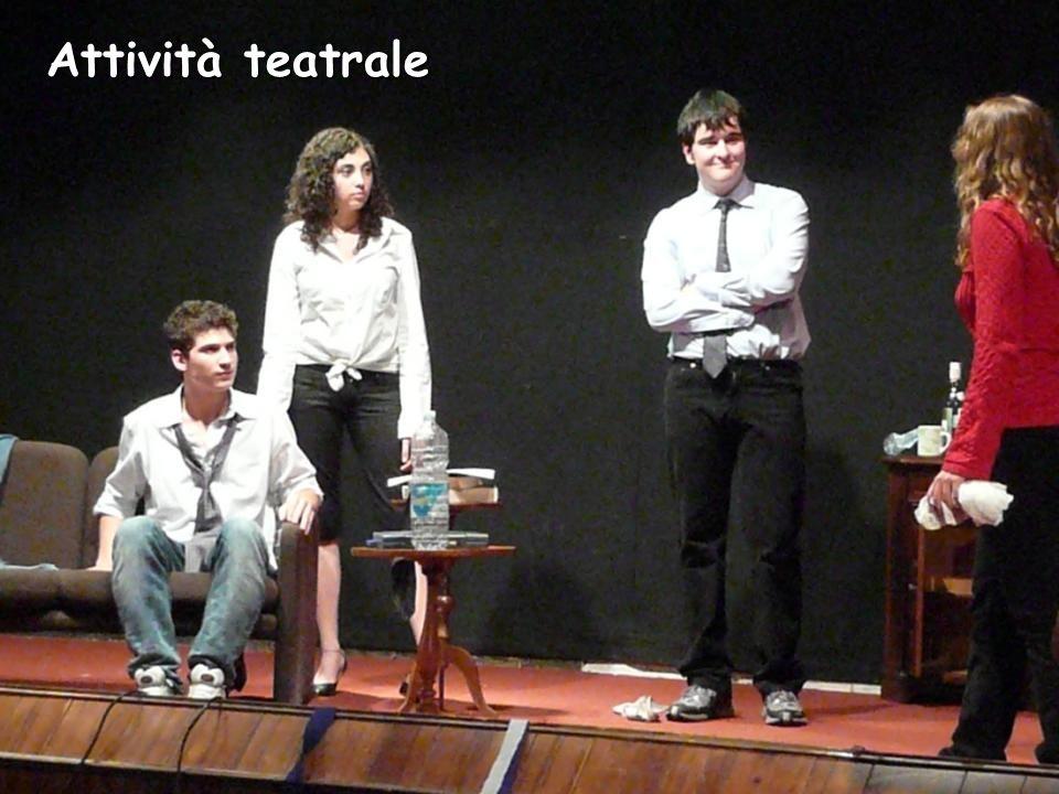 Attività teatrale
