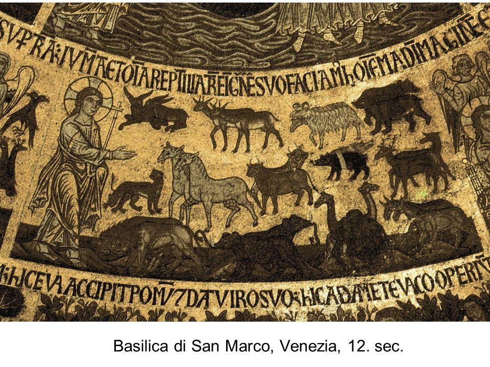 Basilica di San Marco, Venezia, 12. sec.