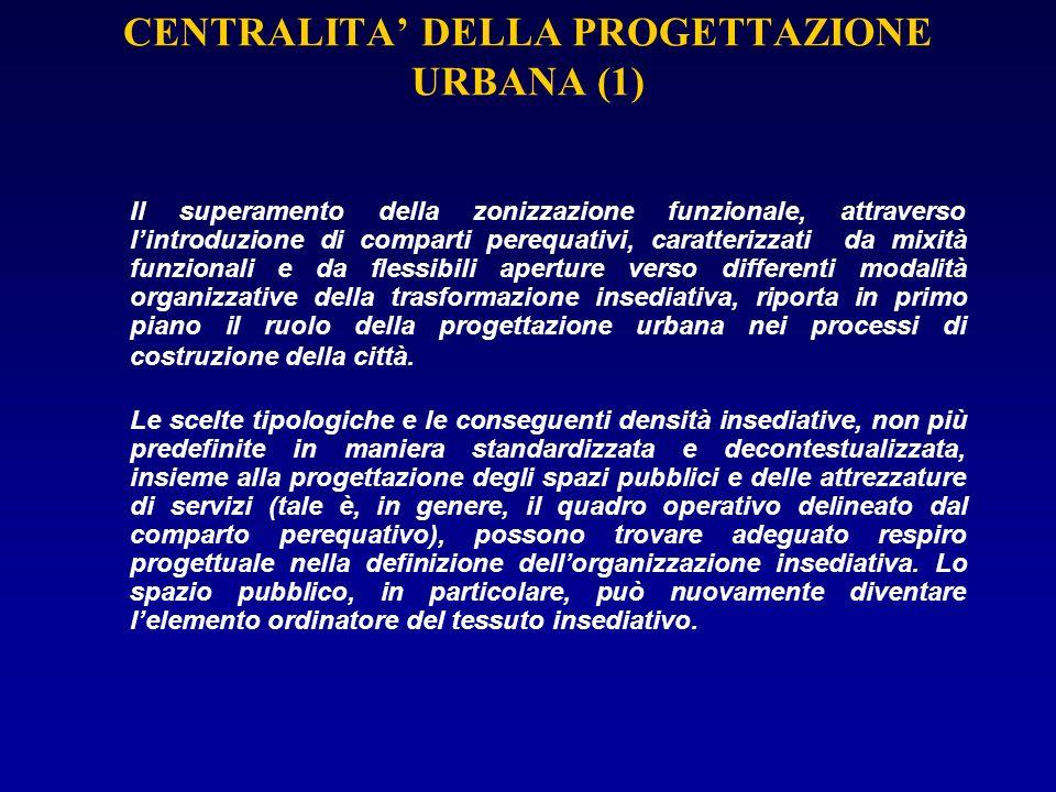 CENTRALITA' DELLA PROGETTAZIONE URBANA (1)