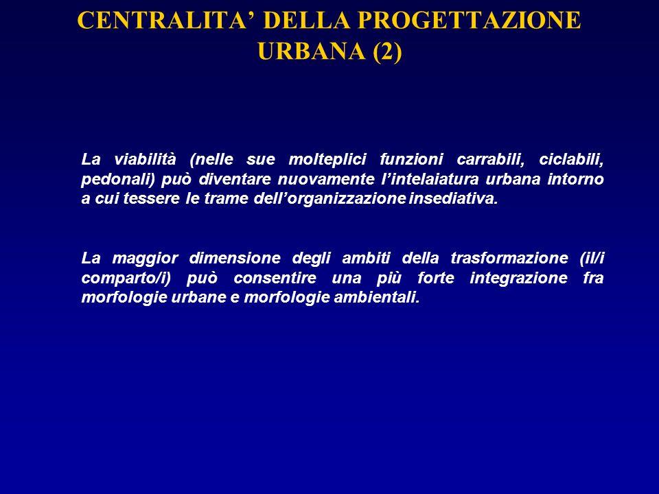 CENTRALITA' DELLA PROGETTAZIONE URBANA (2)