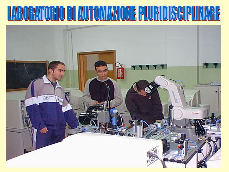 LABORATORIO DI AUTOMAZIONE PLURIDISCIPLINARE