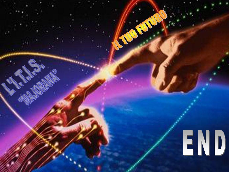 IL TUO FUTURO L I.T.I.S. MAJORANA END