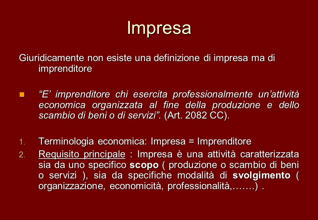 Ing. EDILE M-Z Economia ed organizzazione aziendale a. a