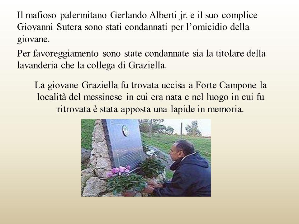 Il mafioso palermitano Gerlando Alberti jr