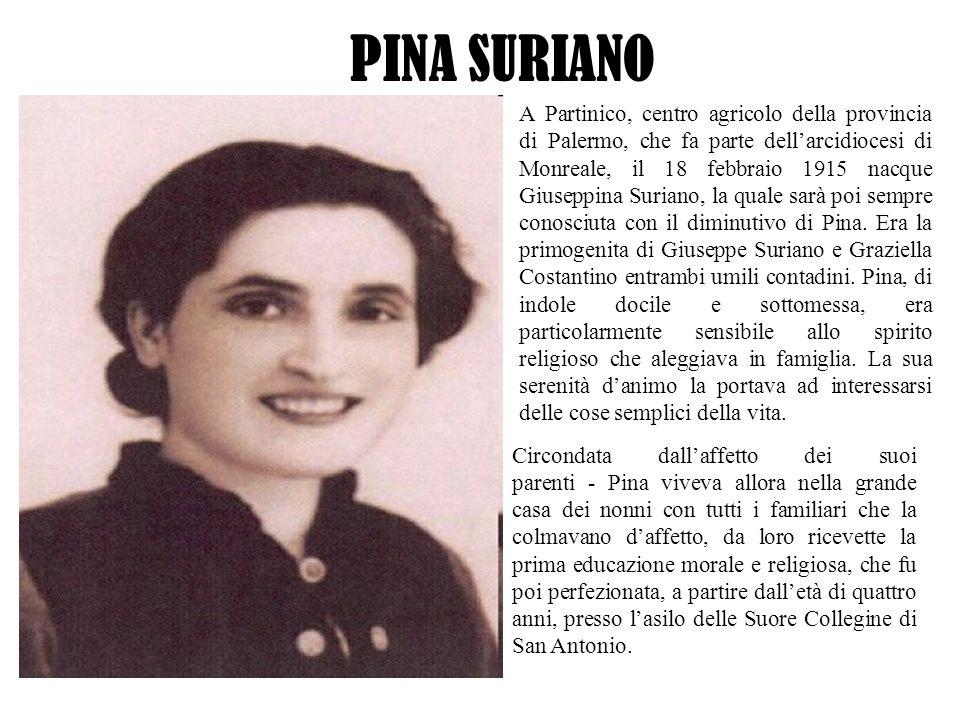 PINA SURIANO