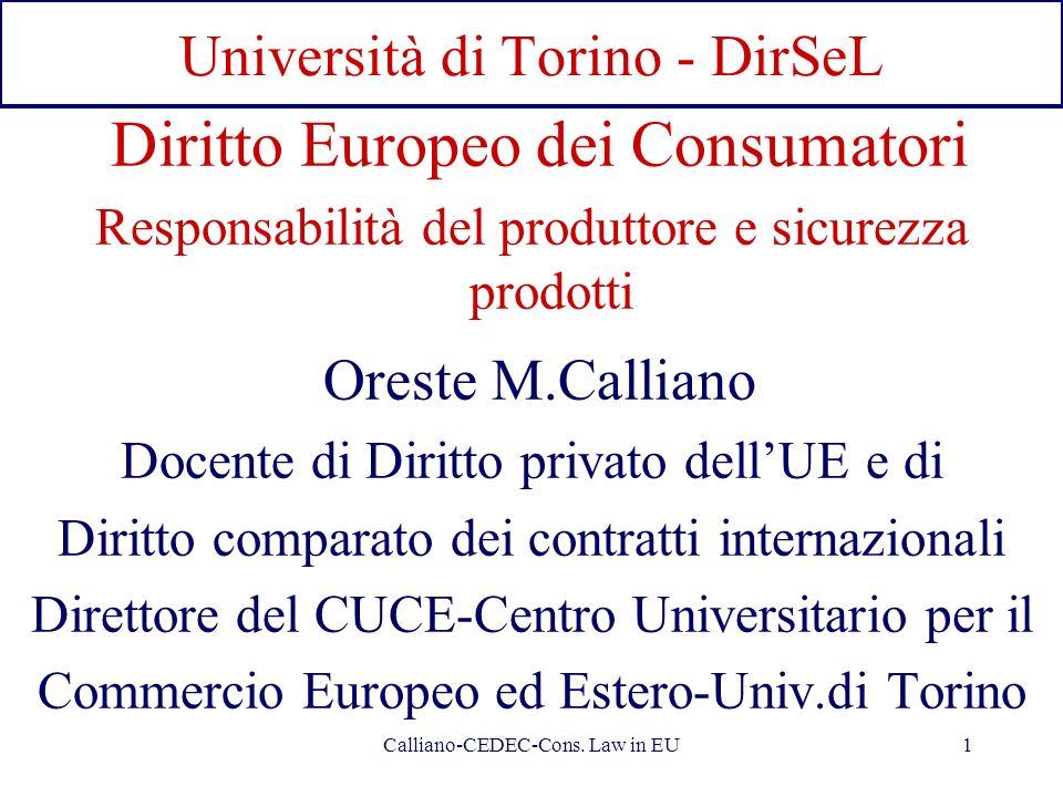 Università di Torino - DirSeL