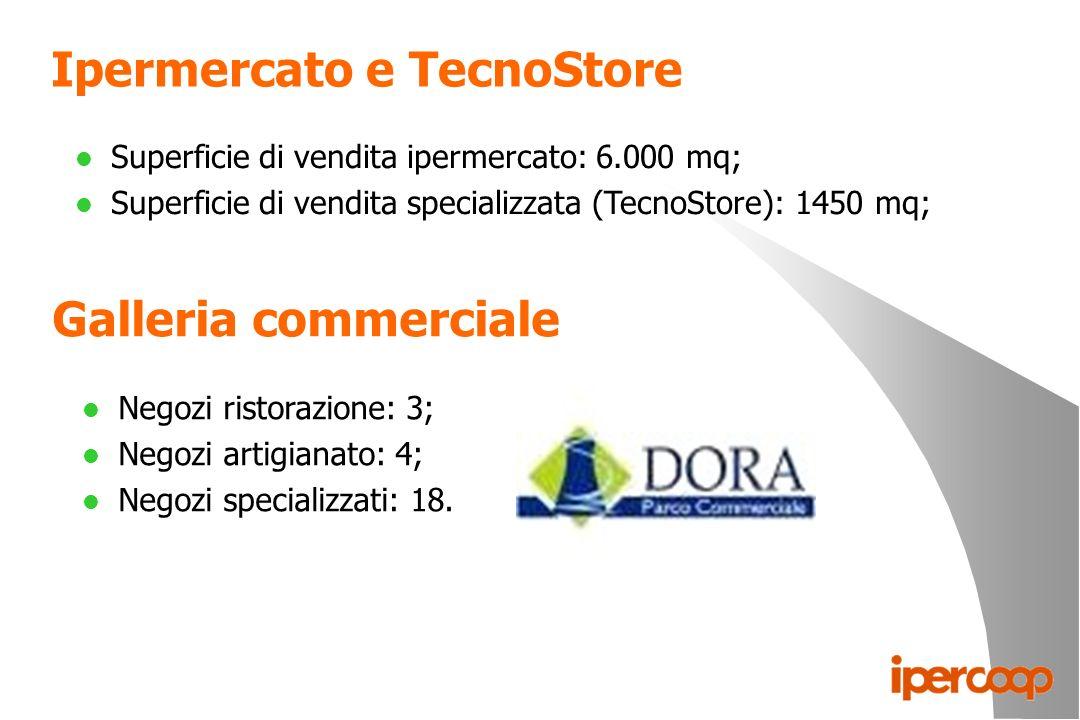 Ipermercato e TecnoStore