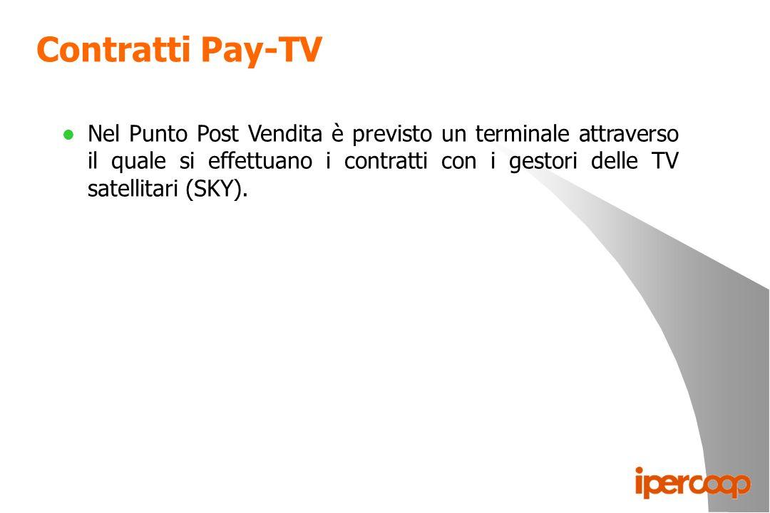 Contratti Pay-TV