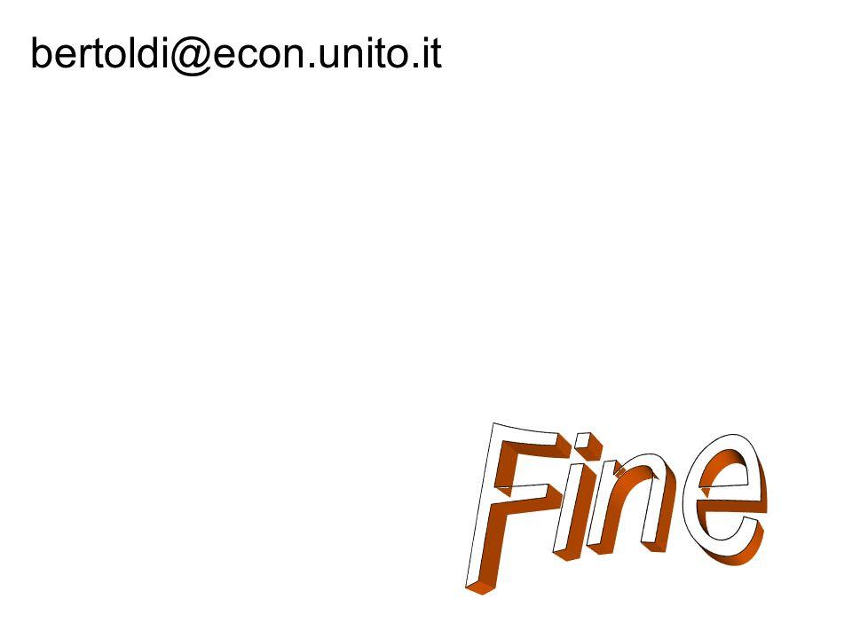 bertoldi@econ.unito.it Fine