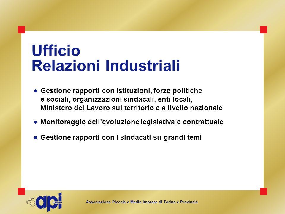 Ufficio Relazioni Industriali