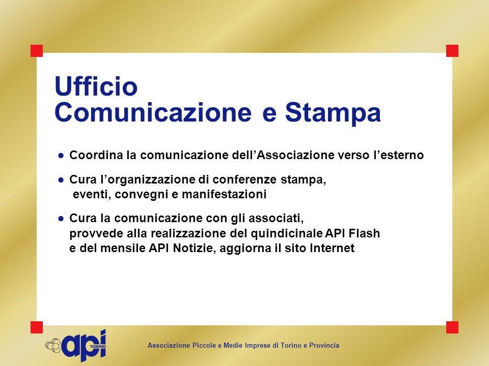 Ufficio Comunicazione e Stampa