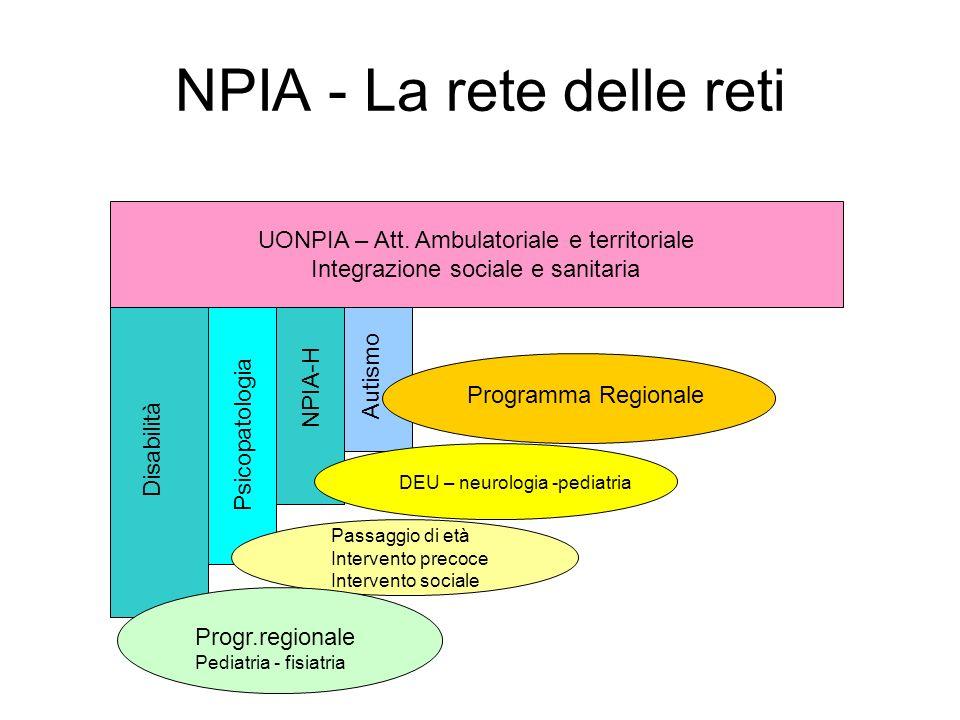 NPIA - La rete delle reti