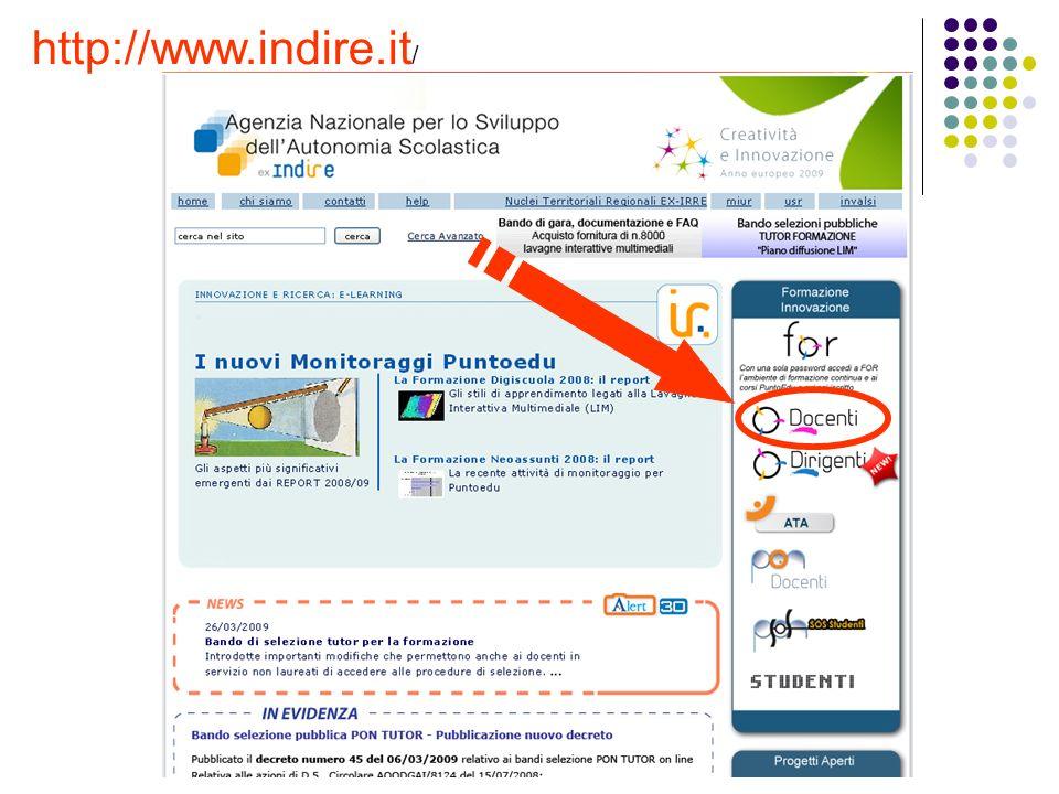 http://www.indire.it/