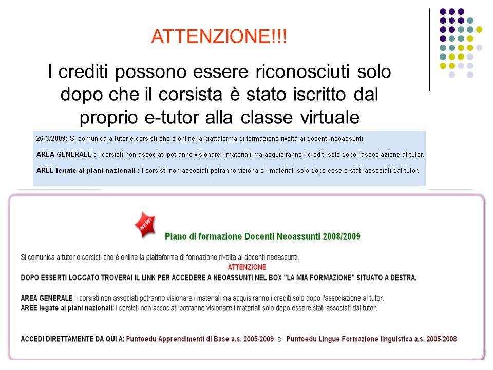 ATTENZIONE!!.