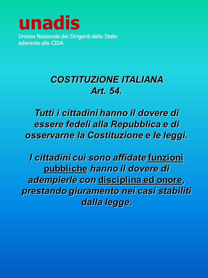 COSTITUZIONE ITALIANA