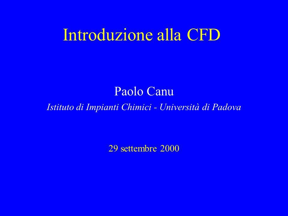 Istituto di Impianti Chimici - Università di Padova