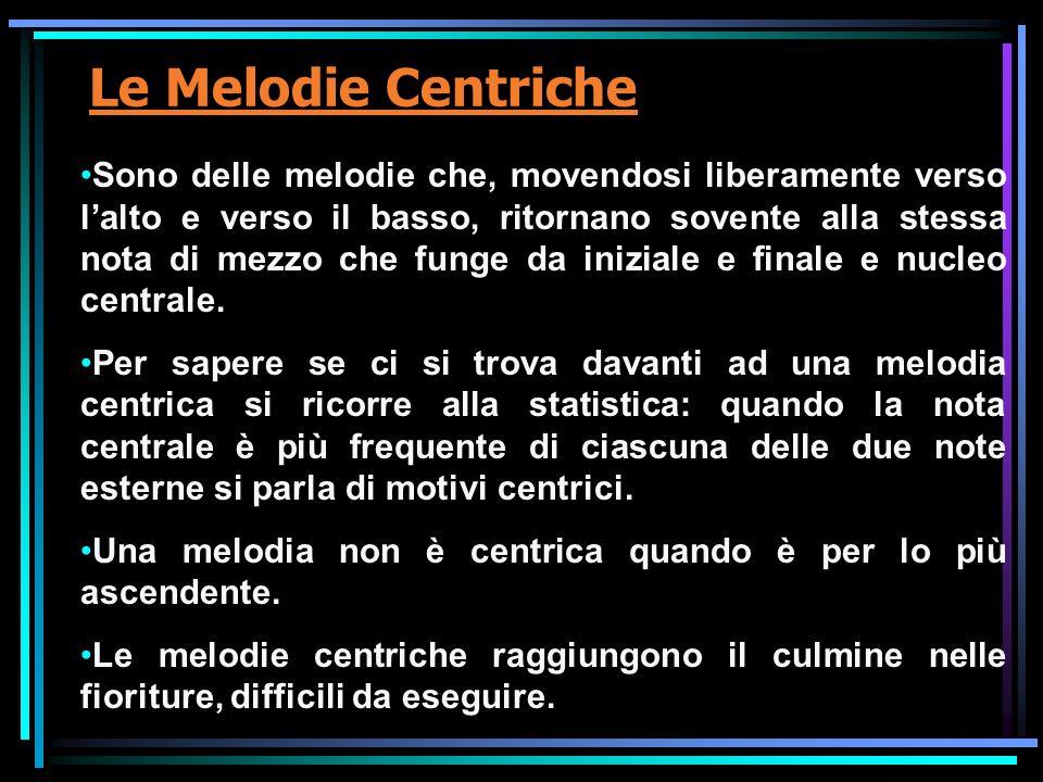 Le Melodie Centriche