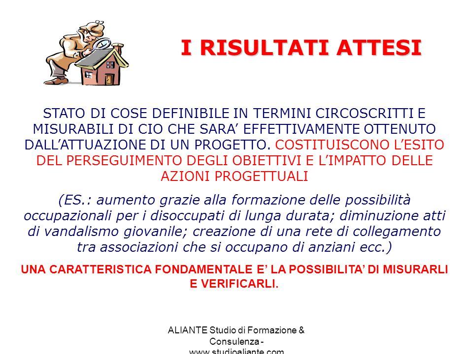 ALIANTE Studio di Formazione & Consulenza -www.studioaliante.com