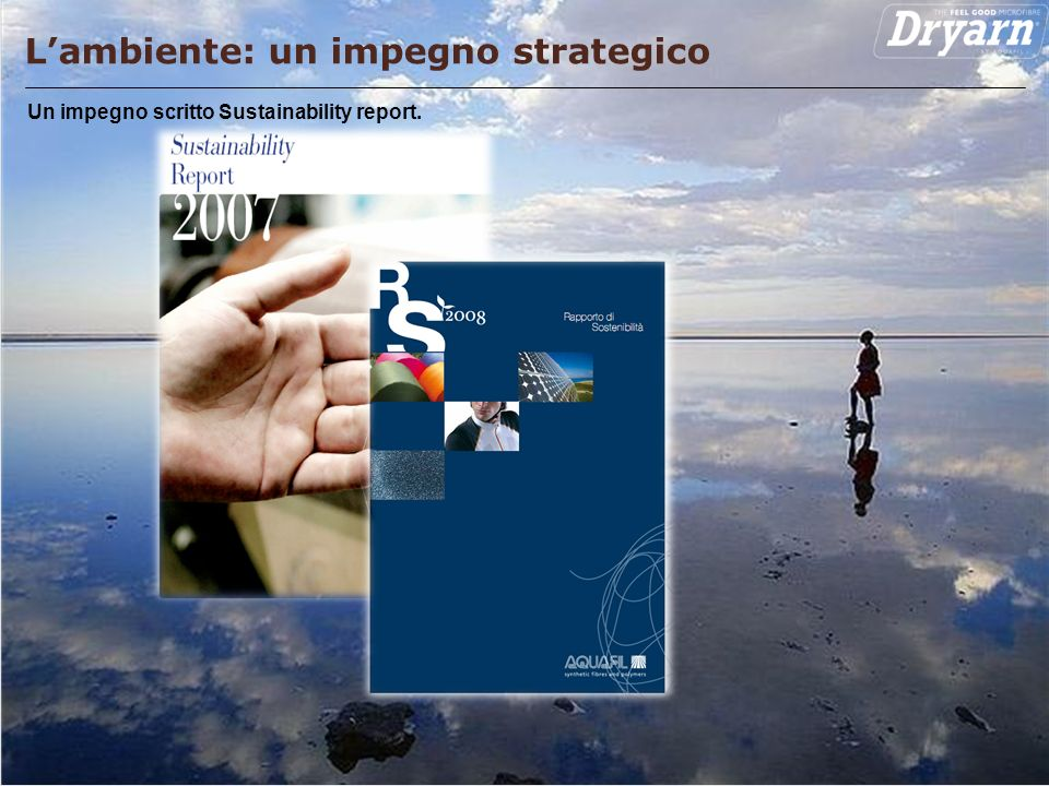 L'ambiente: un impegno strategico
