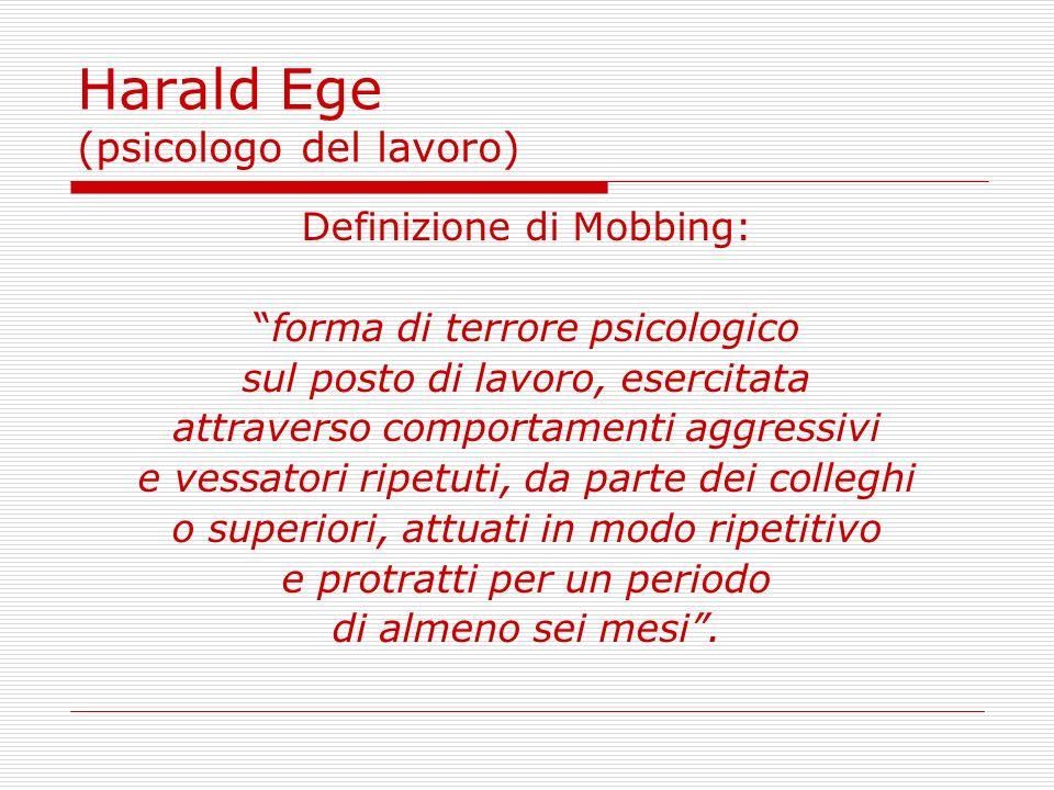 Harald Ege (psicologo del lavoro)