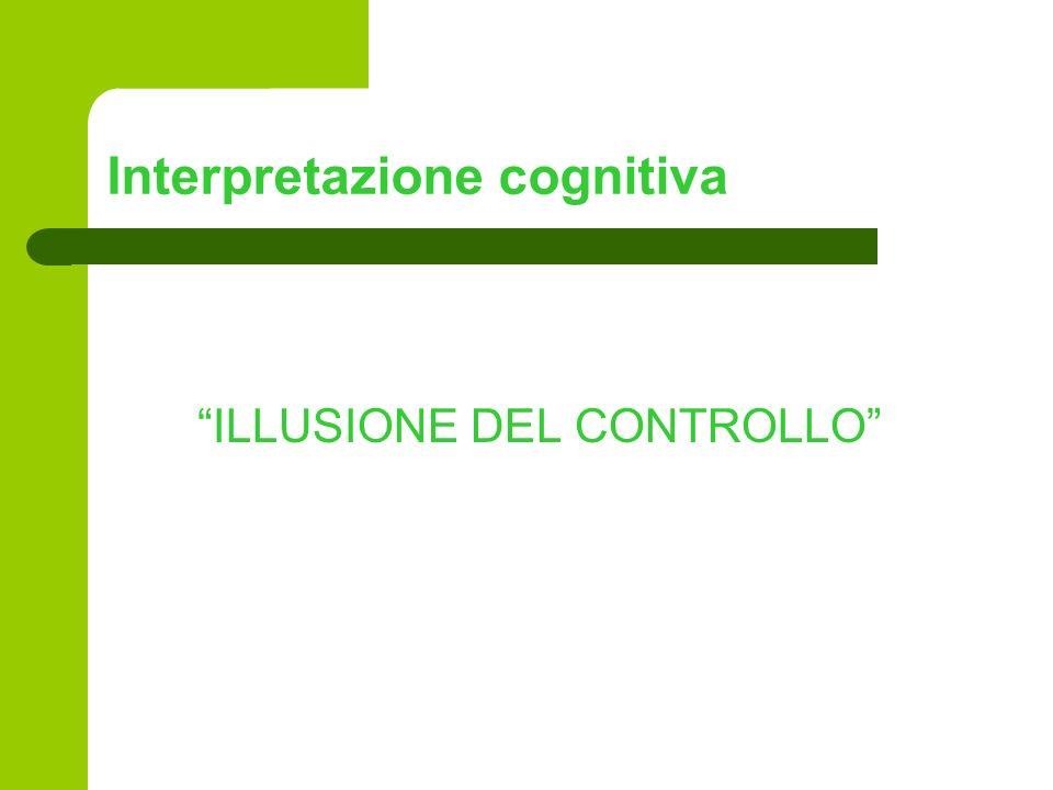 Interpretazione cognitiva