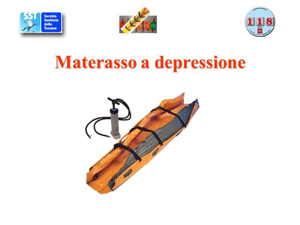 Materasso a depressione