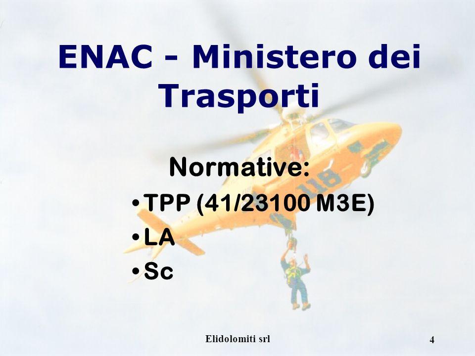 ENAC - Ministero dei Trasporti